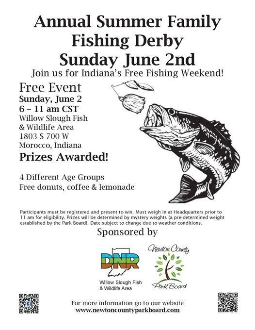 Summer Fishing Derby