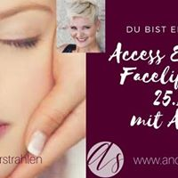 Access Energetic FaceliftTages Kurs am 25.11.2017 in 78234 Engen