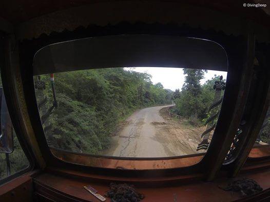 Car Free Hike- The Joy of Hitchhiking