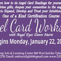 Angel Card Certification Course