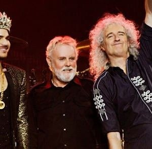 Big Night Out to Queen with Lucketts Travel