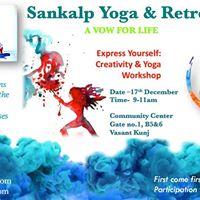 Yoga &amp Art workshop