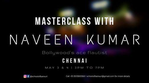 Masterclass with Naveen Kumar