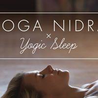 Slaap Yoga (Yoga Nidra) workshop