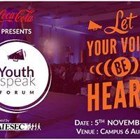 Youth Speak Forum 2017