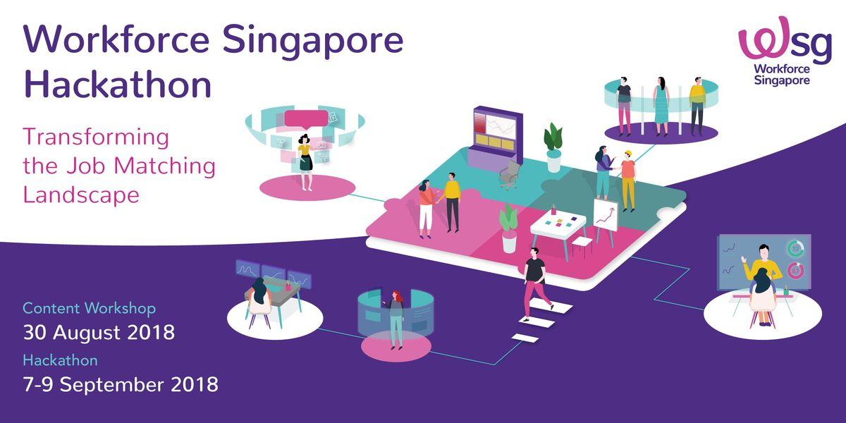 Workforce Singapore Hackathon