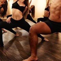 Friday  Hot Yoga