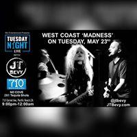 JT Bevy (Tuesday Night Live at 710 Beach Club)