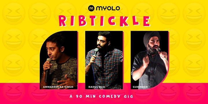 Ribtickle 2.0  A Comedy Gig