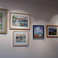 Taunton Art Group AGM and Talk By Lynda Kettle