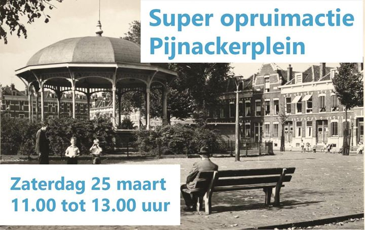 Super Opruim Actie Pijnackerplein