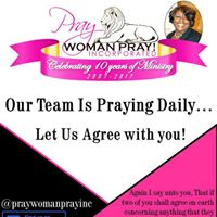 Pray Woman Pray, Inc.