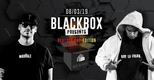 Black Box - Deutsch-Rap Edition