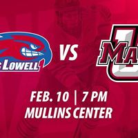 UMass Hockey vs UMass Lowell