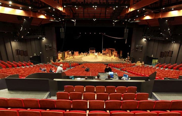 salle concert merignac