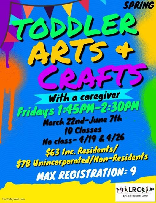 Toddler Arts and Crafts