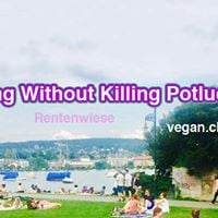 Grilling Without Killing Potluck am See mit VGS &amp Friends
