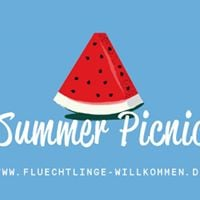 Summer Picnic in Mnchen