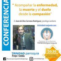 Conferencia Acompaar La Enfermedad