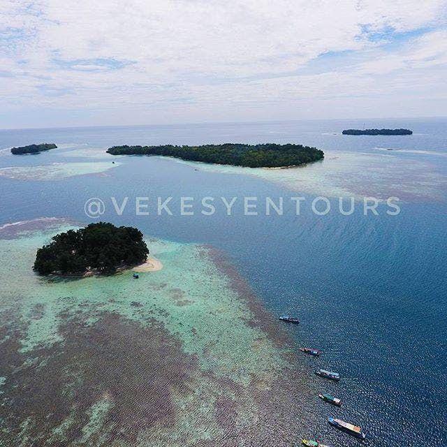 Paket Wisata Pulau Harapan 6-7 April 2019