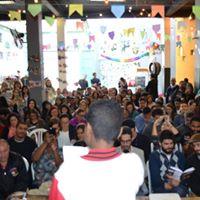 Primeira edio de Feira de Livros e Poesia na Vila Madalena