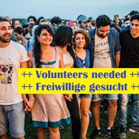 Welcome Festival 11th Helpers Meeting Yallah yallah