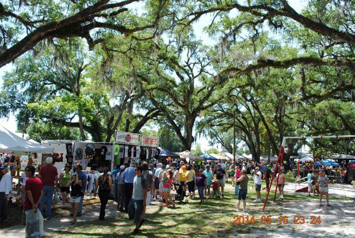 2017 Tupelo Honey Festival At 111 Lake Alice Park Dr