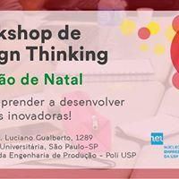 Workshop de Design Thinking - Imerso de Natal