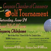 Guymon COC Golf Tournament