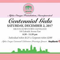 Centennial Gala Scholarship Fundraiser