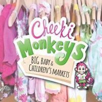 Cheeki Monkeys BIG Baby and Childrens Market Sr5sr6