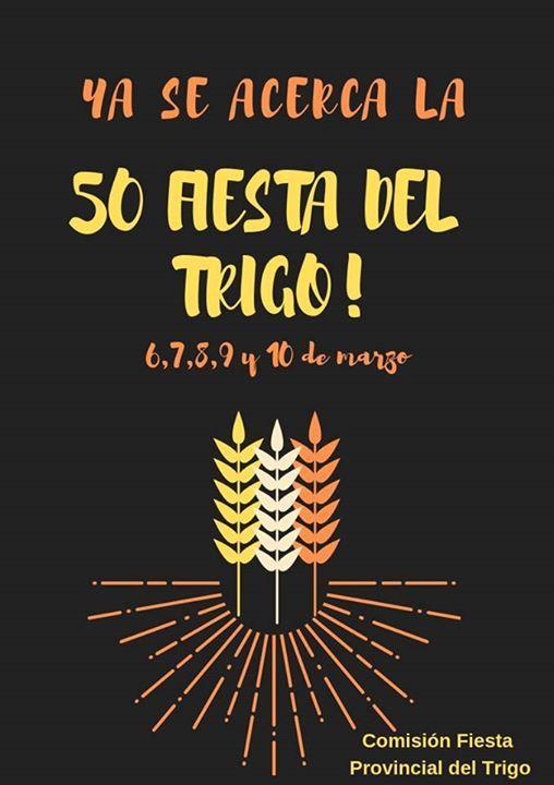50 Fiesta Provincial del Trigo en Tres Arroyos