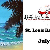 Paint Party at St. Louis Bar and Grill