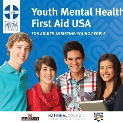 Youth Mental Health First Aid Jul 13 At The Center For