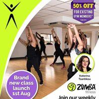 Tuesday night Zumba Fitness