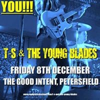 T-S &amp The Young Blades are back at The Good Intent Petersfield