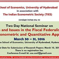 fiscal federalism in india Subject: economic paper: public finance and policy in india module: fiscal federalism in india content writer: ms iti tripathi.
