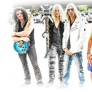 Def Leggend The Def Leppard Tribute presented by 107.7 The Eagle