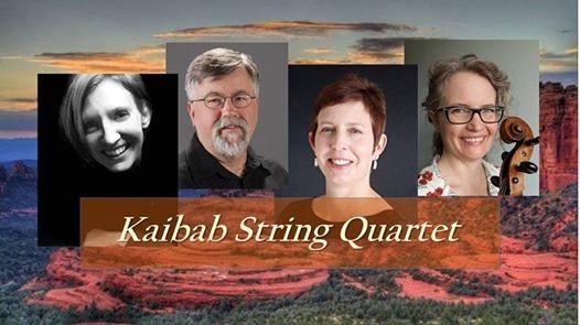Kaibab String Quartet Plays Trios in Sedona