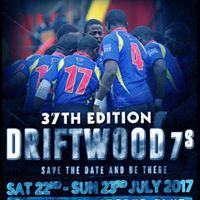 Driftwood7s 2017 Edition