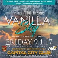 ASU - Tuskegee Labor Day Classic RoofTop - All White DayParty