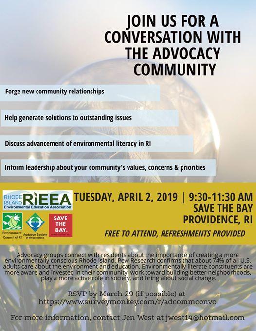 Advocacy Community Forum
