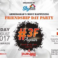 3F Again Friendship Day Party
