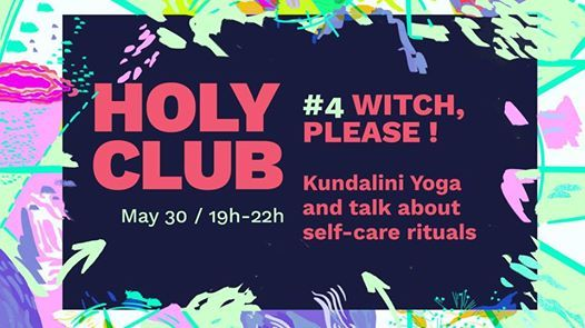 Holy Club 4  Witch please