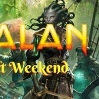 Ixalan Draft Weekend