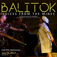 Balitok Voices from the Mines (Baguio City)