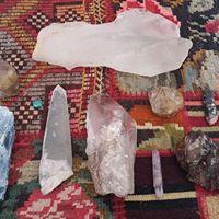 Zijn Met Kristallen