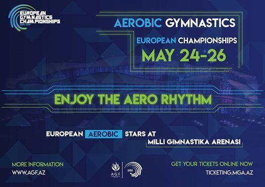 11th European Championships in Aerobic Gymnastics