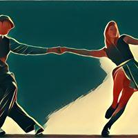Ramallah swings - Learn to swing dance in Martini bar
