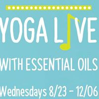 Yoga Live with Essential Oils